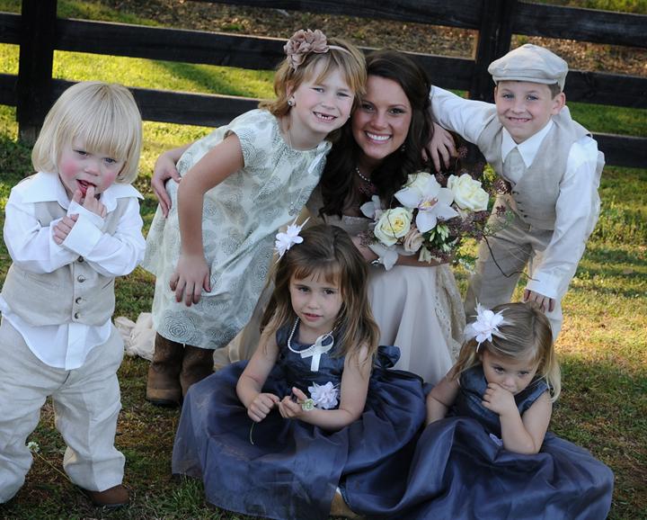 The Farm at High Shoals | Jennifer + Russell