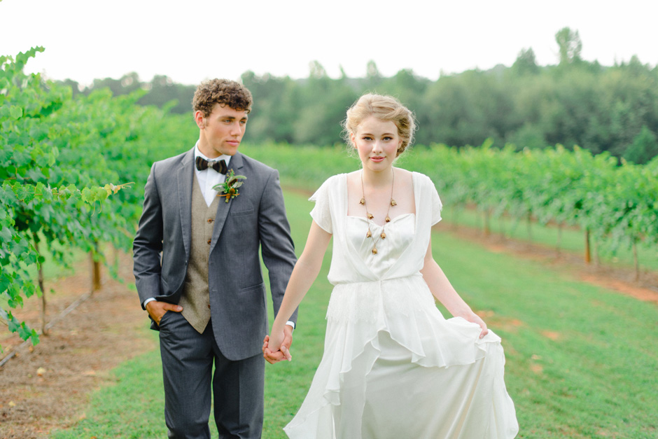 The Farm at High Shoals - Georgia Vineyard Weddings