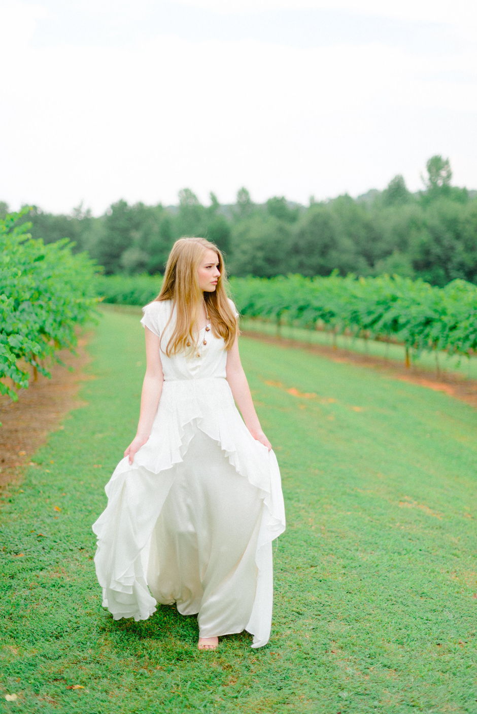 The Farm at High Shoals - Luxury Vineyard Wedding Ideas - Weddings Unveiled Magazine