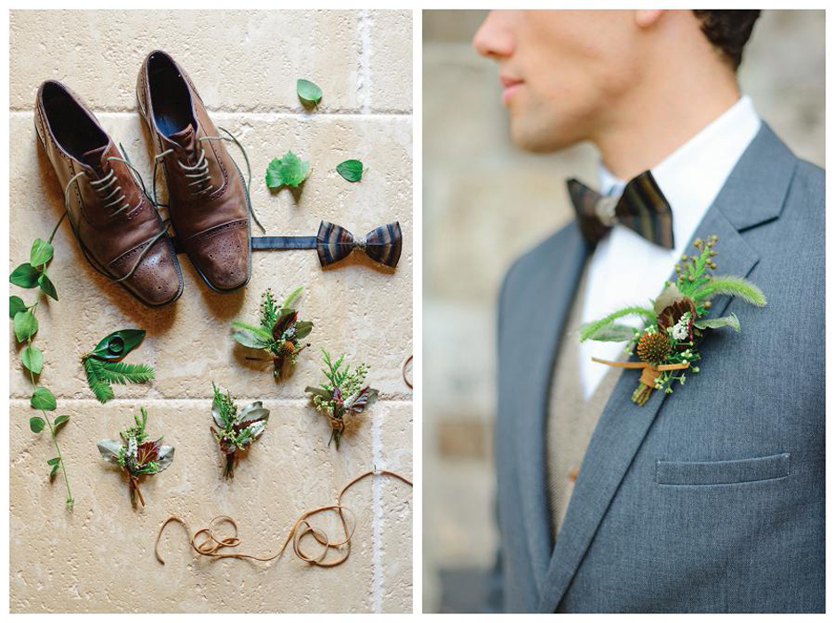 The Farm at High Shoals - Wedding Day Fashion for the Groom