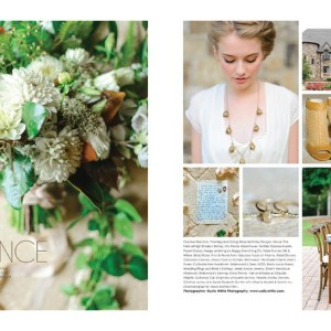 Weddings Unveiled Feature Page 1