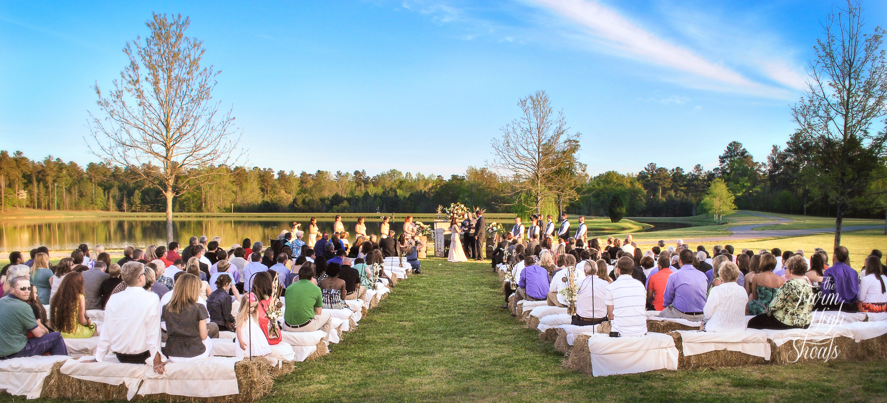The Farm at High Shoals Barn Weddings