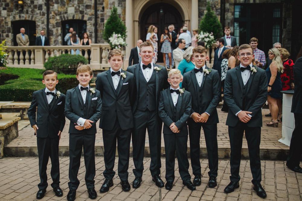 High Shoals Farm Wedding