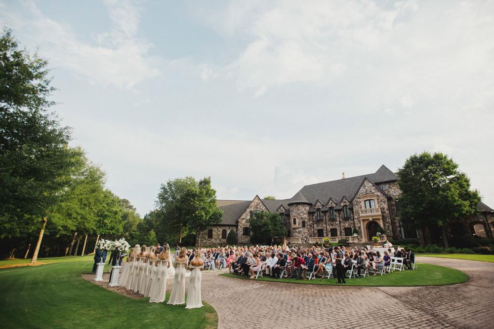 The Farm at High Shoals | Atlanta Mansion Wedding Venue