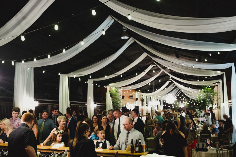 The Farm at High Shoals | Stables Reception