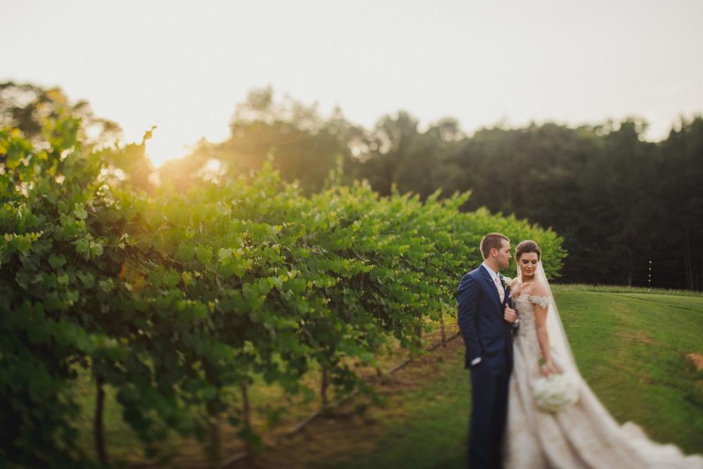 The Farm at High Shoals | Vineyard Wedding Venue
