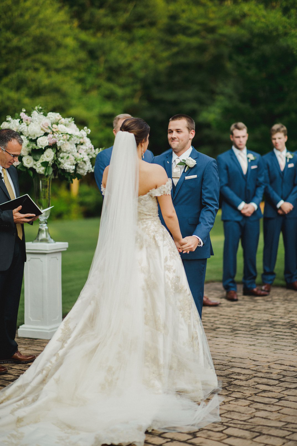 Southern outdoor wedding venue | The Farm at High Shoals