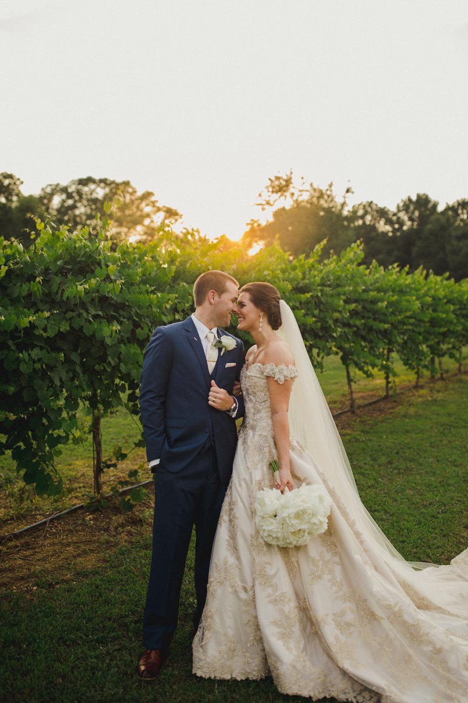 Georgia vineyard wedding venue | The Farm at High Shoals